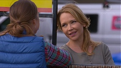 Amy Williams, Steph Scully in Neighbours Episode 7231