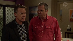 Paul Robinson, Karl Kennedy in Neighbours Episode 7231