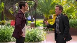 Liam Barnett, Paul Robinson in Neighbours Episode 7231