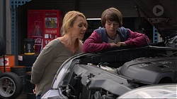 Steph Scully, Jimmy Williams in Neighbours Episode 7231