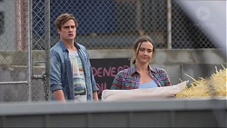 Kyle Canning, Amy Williams in Neighbours Episode 7231