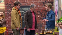 Kyle Canning, Karl Kennedy, Daniel Robinson in Neighbours Episode 7231