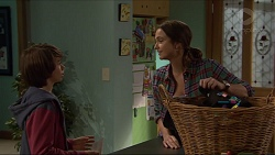 Jimmy Williams, Amy Williams in Neighbours Episode 7231