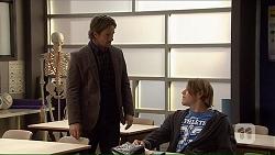 Brad Willis, Jayden Warley in Neighbours Episode 7232