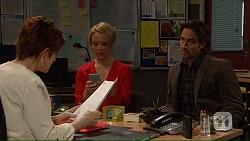 Susan Kennedy, Sue Parker, Brad Willis in Neighbours Episode 7232