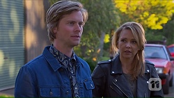 Daniel Robinson, Steph Scully in Neighbours Episode 7232