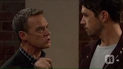 Paul Robinson, Liam Barnett in Neighbours Episode 7232