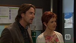 Brad Willis, Susan Kennedy in Neighbours Episode 7232