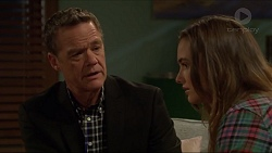 Paul Robinson, Amy Williams in Neighbours Episode 7233