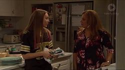 Piper Willis, Terese Willis in Neighbours Episode 7233