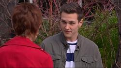 Susan Kennedy, Josh Willis in Neighbours Episode 7234
