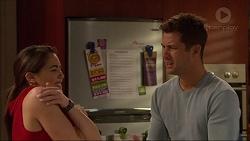 Paige Novak, Mark Brennan in Neighbours Episode 7234