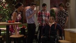 Hayley Hahn, Toadie Rebecchi in Neighbours Episode 7235