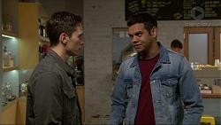 Josh Willis, Nate Kinski in Neighbours Episode 7235