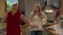 Paige Smith, Amber Turner in Neighbours Episode 7235