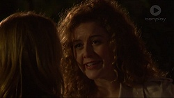 Steph Scully, Belinda Bell in Neighbours Episode 7235