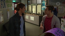 Tyler Brennan, Aaron Brennan in Neighbours Episode 7236
