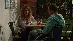 Belinda Bell, Toadie Rebecchi in Neighbours Episode 7236