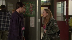 Ben Kirk, Piper Willis in Neighbours Episode 7236