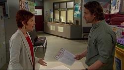 Susan Kennedy, Brad Willis in Neighbours Episode 7236