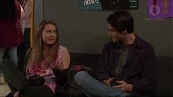 Piper Willis, Ben Kirk in Neighbours Episode 7236