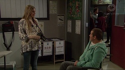Amber Turner, Toadie Rebecchi in Neighbours Episode 7236