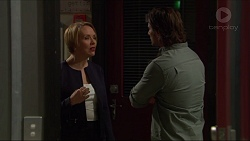 Sue Parker, Brad Willis in Neighbours Episode 7236