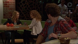Steph Scully, Belinda Bell, Kyle Canning in Neighbours Episode 7236