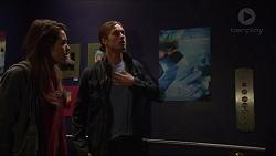 Paige Novak, Tyler Brennan in Neighbours Episode 7237