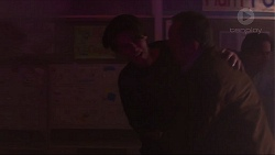 Ben Kirk, Karl Kennedy in Neighbours Episode 7237