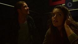 Tyler Brennan, Paige Novak in Neighbours Episode 7237