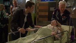 Josh Willis, Amber Turner in Neighbours Episode 7238