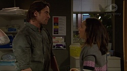 Brad Willis, Imogen Willis in Neighbours Episode 7238