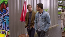 Daniel Robinson, Nate Kinski in Neighbours Episode 7239