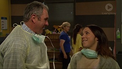 Karl Kennedy, Imogen Willis in Neighbours Episode 7239