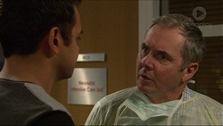 Nate Kinski, Karl Kennedy in Neighbours Episode 7239