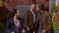 Imogen Willis, Karl Kennedy, Daniel Robinson in Neighbours Episode 7239