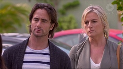 Brad Willis, Lauren Turner in Neighbours Episode 7241
