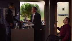 Mark Brennan, Paul Robinson, Toadie Rebecchi in Neighbours Episode 7241