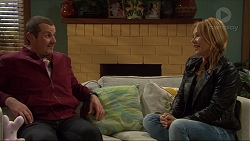 Toadie Rebecchi, Steph Scully in Neighbours Episode 7241