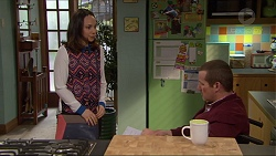 Imogen Willis, Toadie Rebecchi in Neighbours Episode 7241