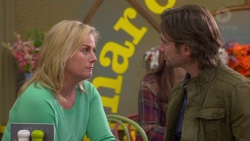 Lauren Turner, Brad Willis in Neighbours Episode 7242