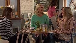 Paige Smith, Lauren Turner, Amber Turner in Neighbours Episode 7242