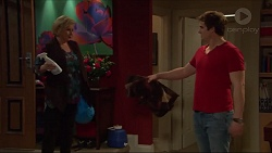 Sheila Canning, Kyle Canning in Neighbours Episode 7243