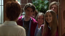 Susan Kennedy, Ben Kirk, Piper Willis in Neighbours Episode 7243