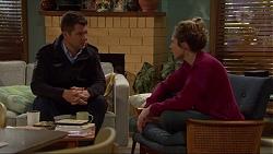 Mark Brennan, Sonya Rebecchi in Neighbours Episode 7244