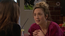 Amy Williams, Sonya Mitchell in Neighbours Episode 7244