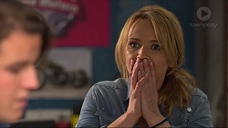 Jayden Warley, Steph Scully in Neighbours Episode 7244