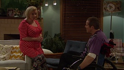 Sheila Canning, Toadie Rebecchi in Neighbours Episode 7245