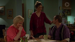 Sheila Canning, Sonya Mitchell, Toadie Rebecchi in Neighbours Episode 7245